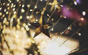 Картинка праздник, игрушка, звезда