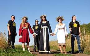 Картинка группа, metal, Россия, folk, pagan, Грай