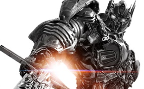 Картинка cinema, sword, robot, mecha, weapon, movie, Transformers, ken, blade, film, Transformers The Last Knight