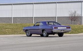 Картинка Muscle, Dodge, Classic, Coupe, 1970, Coronet, Super Bee