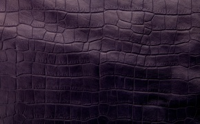 Обои кожа, crocodile skin, texture, leather, purple