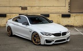 Обои F83, White, BMW, Bavaria