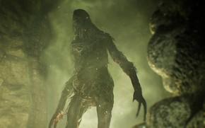 Картинка zombie, game, monster, Resident Evil, Umbrella, evil, DLC, Biohazard, Key, Resident Evil 7, Biohazard 7, …