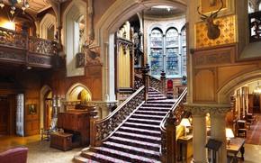 Картинка Scotland, Carnegie Club, Skibo Castle