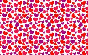 Обои День Святого Валентина, праздник, сердце, сердечко