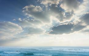 Картинка Вода, Природа, Море, Голубое небо