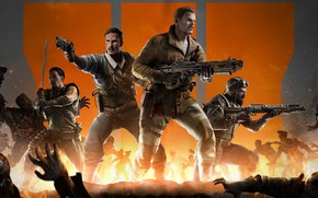 Картинка Call of Duty, Game, Black Ops III