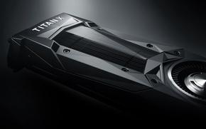 Картинка Nvidia, Nvidia Titan Xp, graphic card
