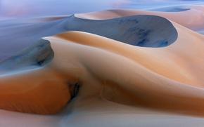 Обои песок, природа, барханы, пустыня, дюны, пески