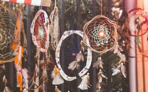 Картинка перья, ловец снов, dreamcatcher, амулеты