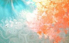 Картинка текстура, арт, Madison Tibbett, Autumn Tide
