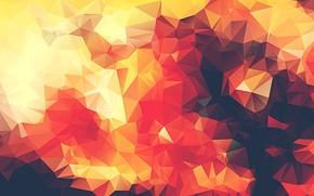 Обои цвета, абстракция, узоры