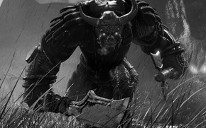 Картинка демон, Shadow Warrior 2, шутер от первого лица