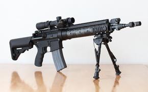 Обои винтовка, MK12, SPR
