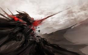 Картинка theDURRRRIAN, вымышленный персонаж, resillience