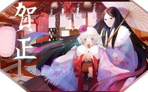 Картинка девушки, аниме, арт, кимано, Houseki no Kuni