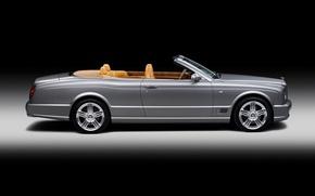 Картинка Bentley, кабриолет, azure