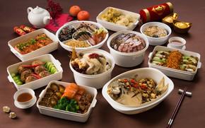 Картинка еда, мясо, вкусности, морепродукты, разности