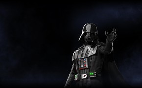 Обои Звездные войны, Electronic Arts, EA DICE, DICE, Darth Vader, Star Wars: Battlefront II, Battlefront II, ...