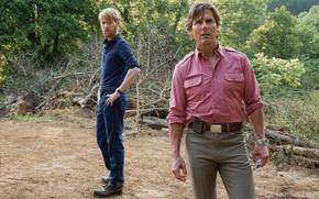 Картинка cinema, man, movie, film, Tom Cruise, Domhnall Gleeson, American Made