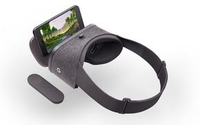 Картинка smartphone, tecnology, Headset, Google Daydream, Daydream - Google VR