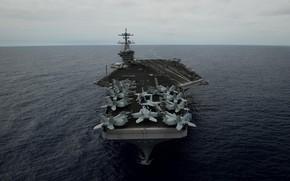 Картинка USS, Carrier Air Wing, CVW 17