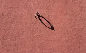 Картинка фон, стена, тень