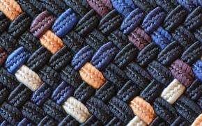 Обои плетение, макро, ткань