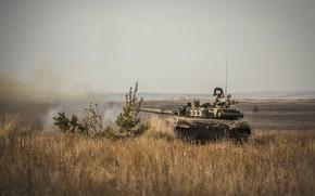 Обои бронетехника, Т-90, танк