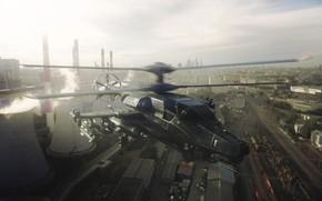 Картинка вертолёт, ТЭЦ, Military helicopter