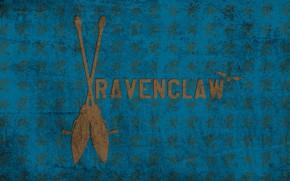 Картинка синий, команда, метла, ворон, хогвартс, Луна Лавгуд, метлы, Hogwards, квиддич, Полумна Лавгуд, Ravenclaw, Когтевран, снитч, …