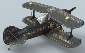 Обои Pitts Special, Blender