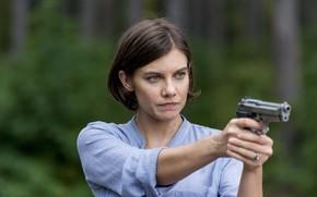 Картинка The Walking Dead, Maggie Greene, Ходячие, Episode 12, Season 8