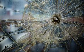 Картинка стекло, трещины, разбитое