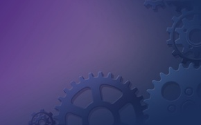 Картинка синий, фон, текстура, шестерни, blue, background, gears, серо-синий, scumbria, полуночно-синий