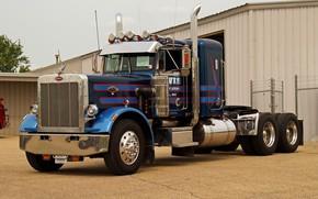 Картинка Model, Truck, Peterbilt, 359, 1985
