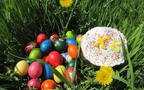 Картинка яйца, пасха, апрель, весна 2018