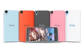 Картинка girl, logo, blonde, smartphone, technology, cell phone, high tech, HTC Desire 820, HTC Desire
