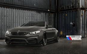 Картинка Авто, BMW, Тюнинг, БМВ, Car, Автомобиль, Auto, Tuning, Yasid Design, M4, М4, Yasid Oozeear, Матовая