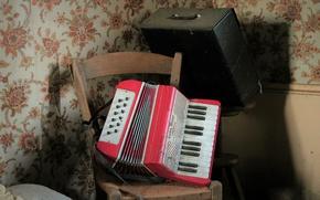Картинка музыка, инструмент, гармошка