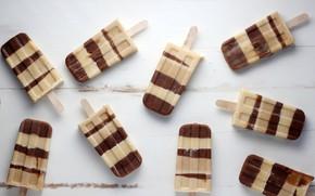 Картинка шоколад, мороженое, десерт, ice cream
