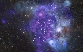 Картинка область, Сверхпузырь, межзвёздного пространства
