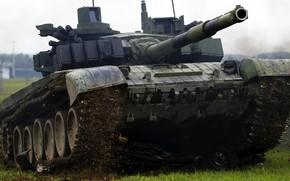 Картинка дуло, танк, T-72M4
