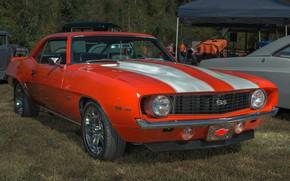 Картинка 1969, Chevy, Camaro 396ci