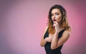 Обои девушка, секси, модель, Dmitry Medved, Ekaterina Belini