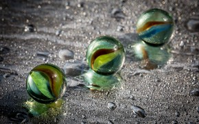 Картинка colors, glass, marbles
