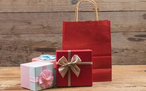 Картинка праздник, Рождество, подарки, Новый год, коробки