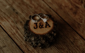 Картинка кольца, свадьба, обручальные, помолвка