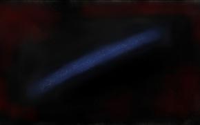 Картинка dark, space, black, blue, painting, paint, mypaint