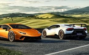 Обои Lamborghini, ламборгини, Huracan, хуракан